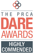Dare Awards - Highly Commended
