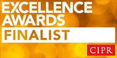 Excellence Awards - Finalist