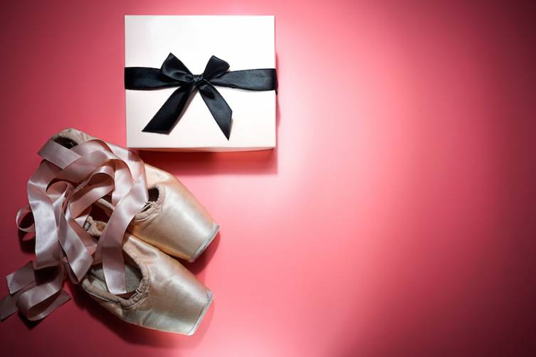 Ballet subscription box